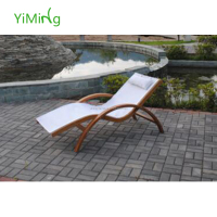 Leisure Ways Wooden Swimming Pool Furniture