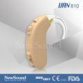 Audio Super Power Amplifier Digital BTE Beige Hearing Aid
