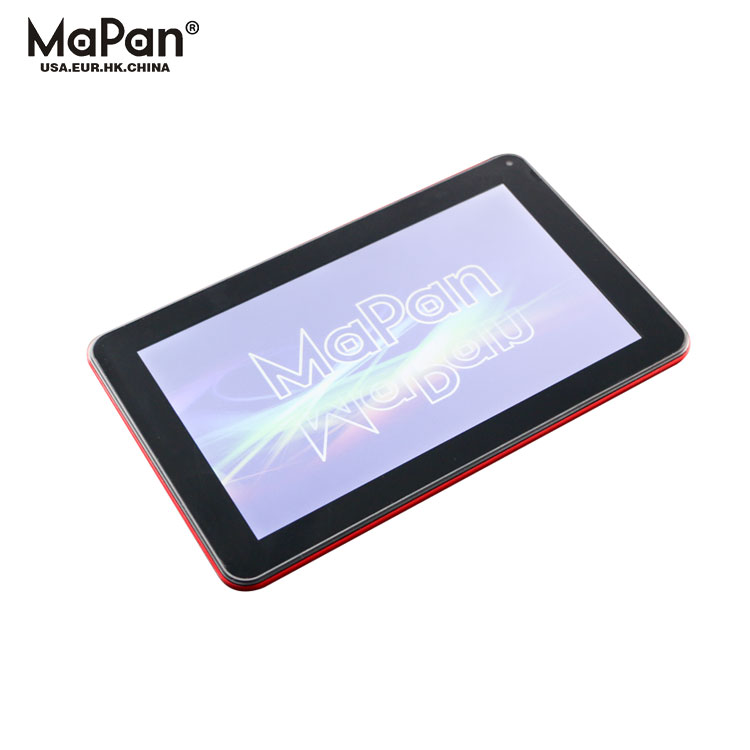Multi Capacitive Touch Screen android mid quad core tablets 9inch