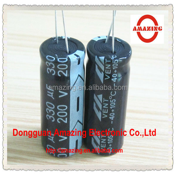 Low ESR and low price Electrolytic capacitor 1000UF 25V