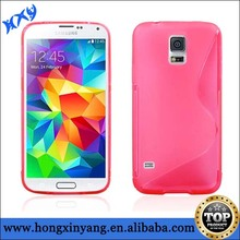 for Samsung Galaxy S5 S-line tpu mobile phone case