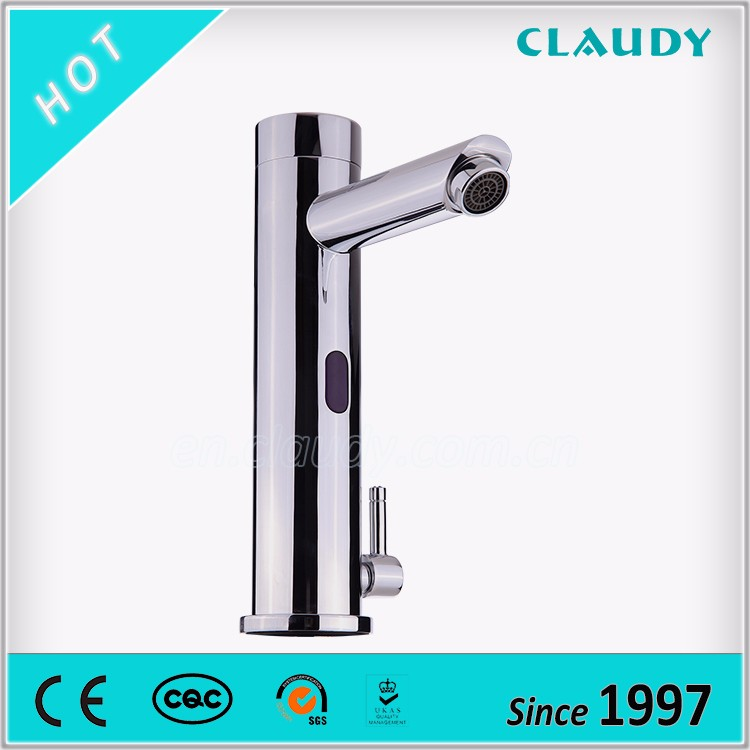 hot and cold sensor faucet water heater