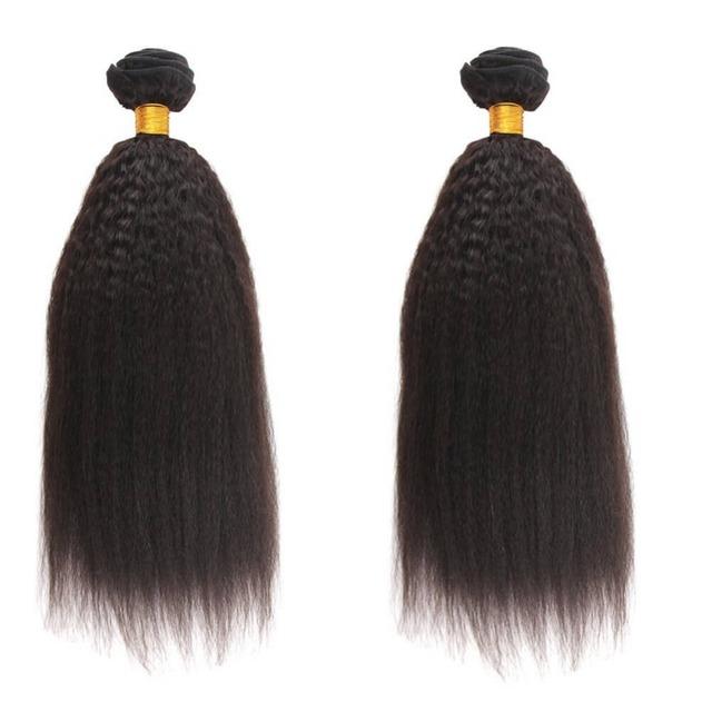 Cheap kinky straight extension peruvian human hair weaving wholesale virgin hair vendors