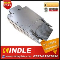 Professional Kindle customized metal picture frame parts with 31 years experience