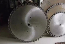 factory price 600mm laser diamond saw blade for asphalt cutting
