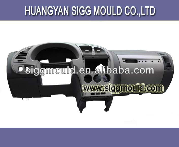 Auto Dashboard Manufacturer of Molds
