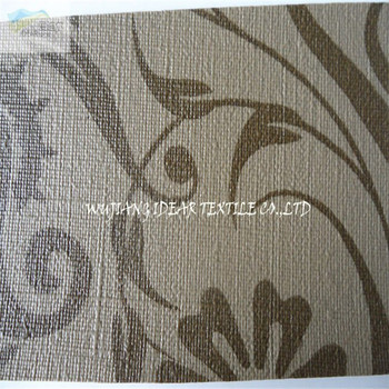 PVC Printed Leather
