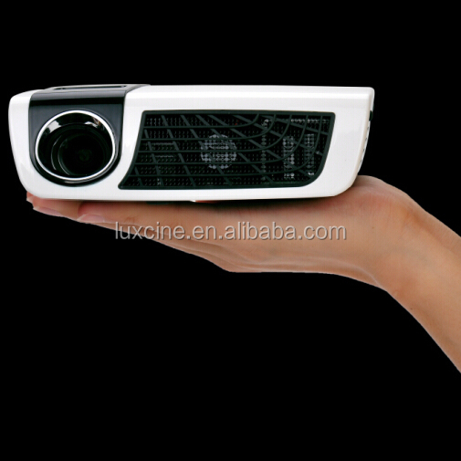3D Projector With Active Shutter 3D Glasses / DLP Link 3D LED Projector / 2D to 3D Projector