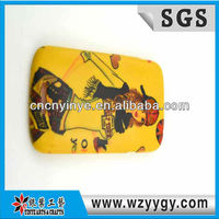 OEM design silicone cell phone cover, hot promotional printing mobile phone cover