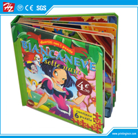 China pop up perfect paperback board general children book publishers