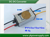 China 25w non-isolated dc dc converter 12 / 24 to 5v