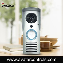 The Latest Technology voice door bell through wireless remote control