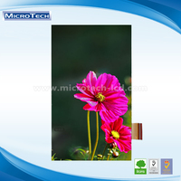High Quality with touch screen 5.0'' LCD module for mobile phone
