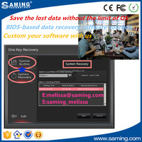 One Key Recovery BIOS Based Data Recovery Solution/Customize Computer Software/ODM APP Service