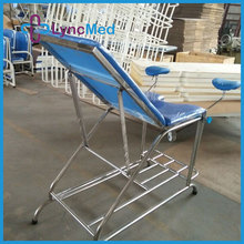 Medical Obstetric Bed Gynecology Examination Table Gynecology Table