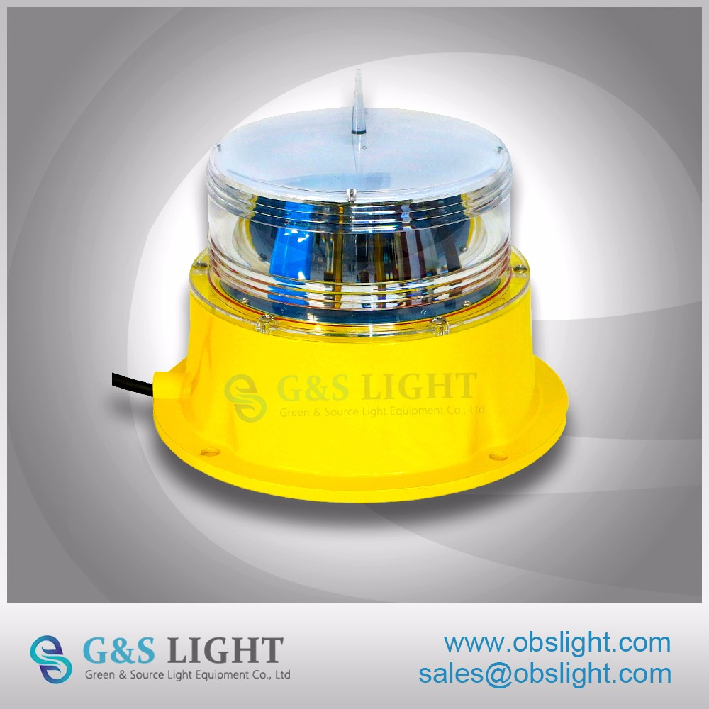 200CD Low Intensity Type <strong>C</strong> LED Obstruction Light / Aviation Warning Lights