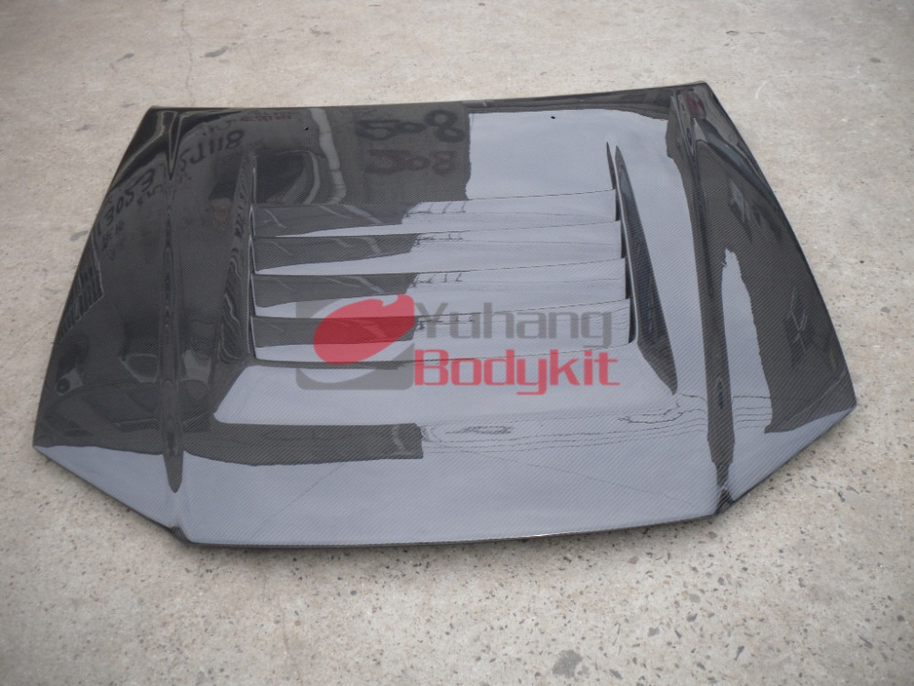 Auto Accessories Bodykit For Carbon Fiber 1999-2002 Skyline R34 GTR NI Nismo Style Hood Bonnet CF