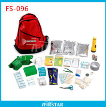 Earthquake and flood emergency preparedness kit