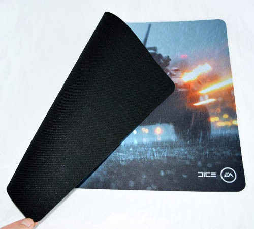 Sublimation Printed Custom Gaming Mouse Pad