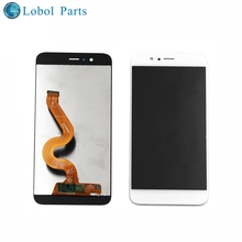 Factory Wholesale Spare Parts for Mobile Phones Black Color for Huawei Nova 2 Plus LCD Display Touch Screen Assembly Replacement