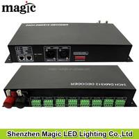 Buy Series Connection AUTO-ADDRESSING DMX512 Decoder, DMX512 LED ...