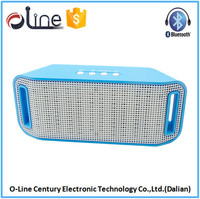Playback time 3H max power 3W E917 Bluetooth speaker Portable loud speaker