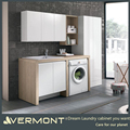 2018 Vermont New Zealand Customized Laundry Room Furniture with Laundry Bag