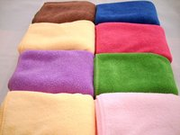 100% Bamboo Fiber Kitchen Cleaning Cloth Washing Dish Towel 18cm x 16cm 6 colors