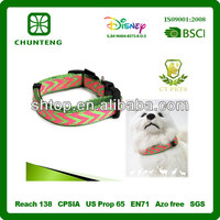north face dog collars & pet collar manufacturer