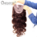 2017 Most fashionable highest quality with good feedback human hair u part wig