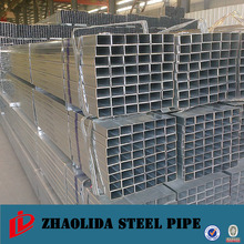 Extra Heavy Wall Thickness Galvanized Square Steel Pipe! GI RHS! Made in China
