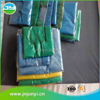 Most popular virgin biodegradable PE T-shirt Plastic carrier/shopping Bag