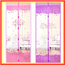 Magnetic Insect Door Net Screen Bug Mosquito Fly Insect Mesh Guard Curtain Magic