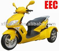 3-Wheel Scooter 125cc EEC3