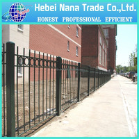 Wholesale alibaba newest top-selling cast iron square tube fence