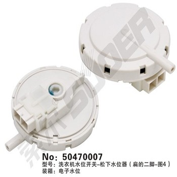 water level sensor washing machine