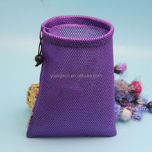 2017 customized colorful small net mesh bag sandwich nylon mesh tea bag from Chinese supplier