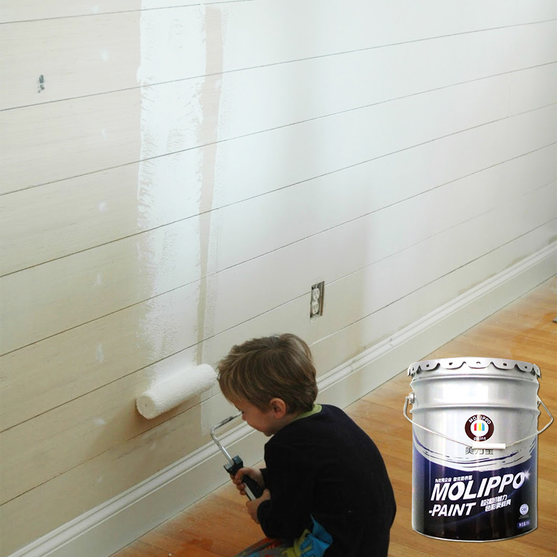 Wear resistance scratch resistant wood paint