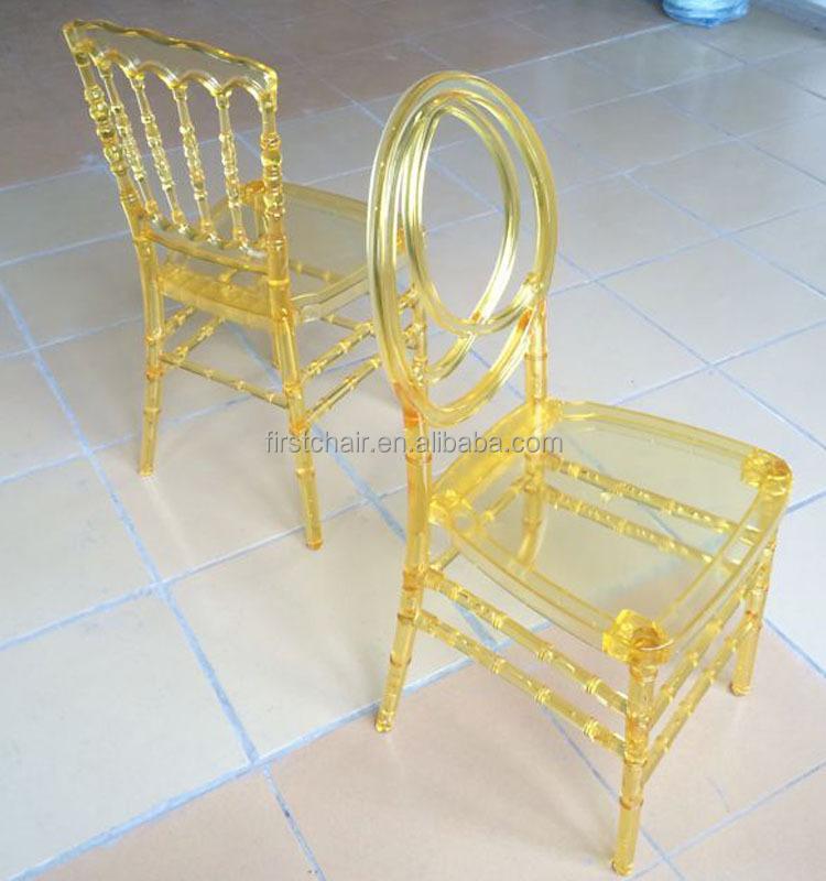 Alta calidad silla de acr lico transparente para el evento - Sillas acrilico transparente ...