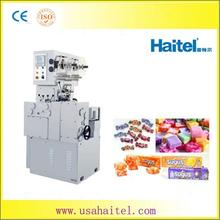 CE and ISO9001 Approved Fold or twist Taffy Cut And Wrap Machine
