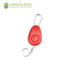 New Emergency Personal Alarm Keychain Self Defense Electronic Device with 110Db
