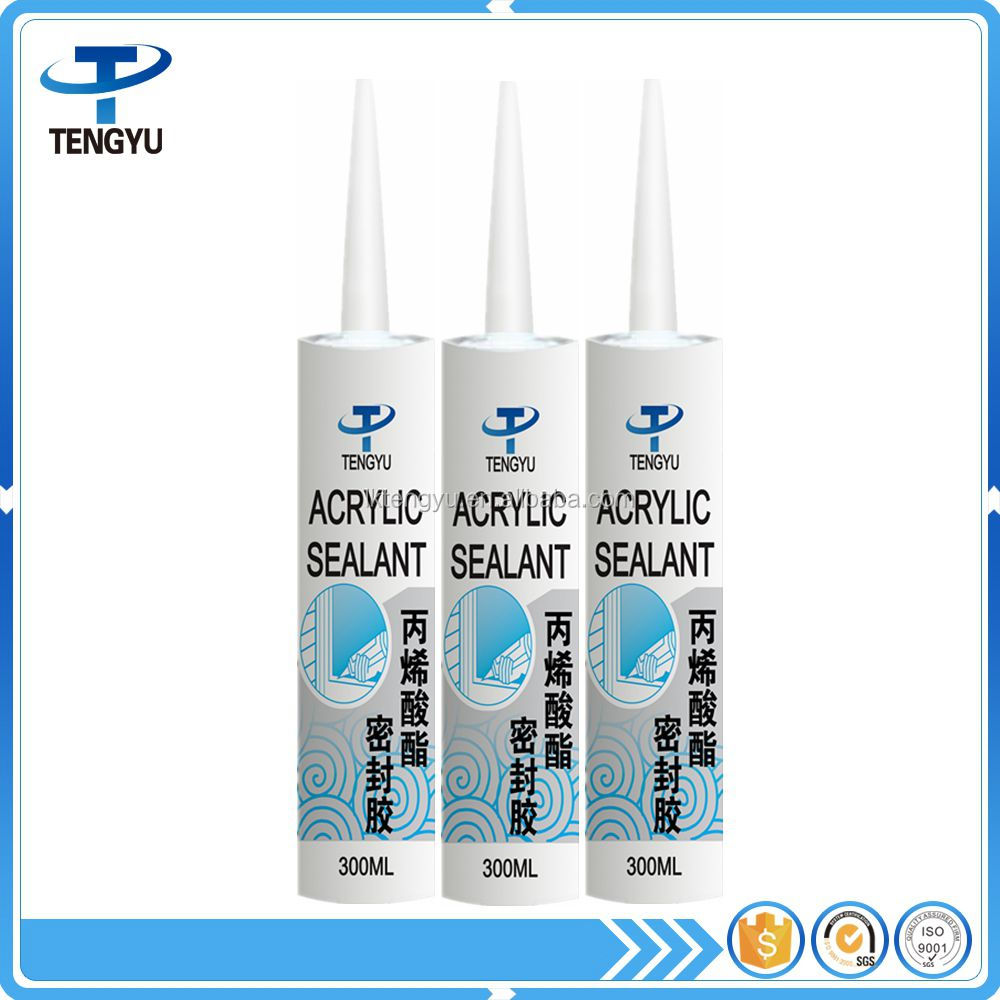 good quality paintable acrylic sealant caulk