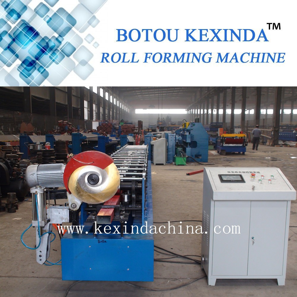 Metal Roofing Sheet Downspout/Pipe/Square Tube Making Machine