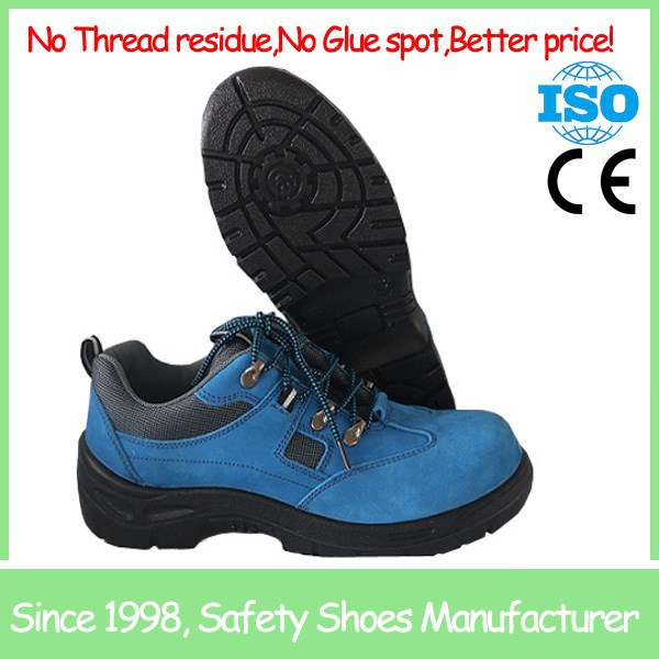 SF1803 composite toe kevlar midsole pu sole light safety shoes
