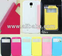 mobile phone case for Galaxy S4 9500 TPU and PU
