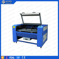 Huahai laser table top laser cutting and engraving machine wood