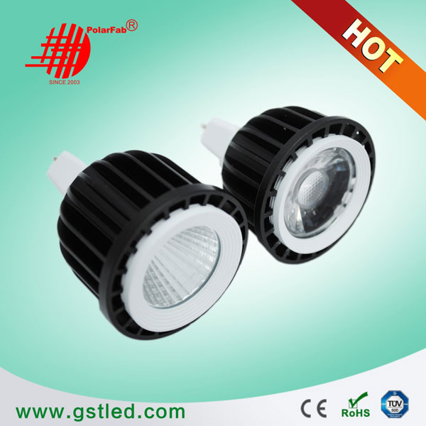 Hot selling CRI>80 5w mr16 led spotlight casing
