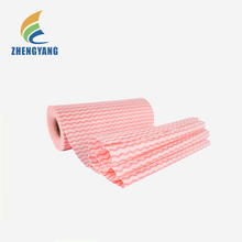 Eco-Friendly Disposable floor cleaning cloth used in toilet kitchen hotel for household cleaning wipes