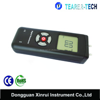 Professional Digital Air Pressure Meter / Manometer to Measure Gauge / Differential Pressure 13.79kPa / 2 psi / 55.4 H2O