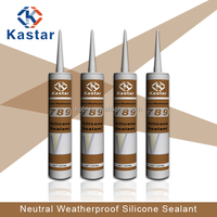 Weatherproof Neutral GP Silicone Sealant